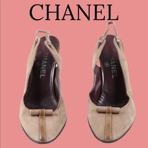 CHANEL pumps EUC. Size 6